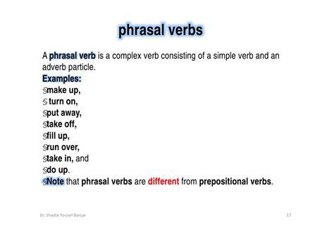 complex verb exles popflyboys