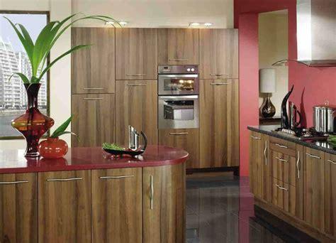 Wood Veneer For Kitchen Cabinets China Wood Veneer Kitchen Cabinet Clarence China