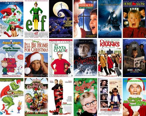 christmas movies saturday six christmas movies insufficient scotty