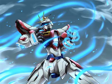 gundam denial wallpaper gundam build fighters try build burning gundam www