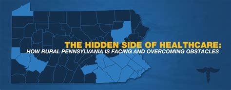 rural health challenges overcoming obstacles in pa s rural health care system