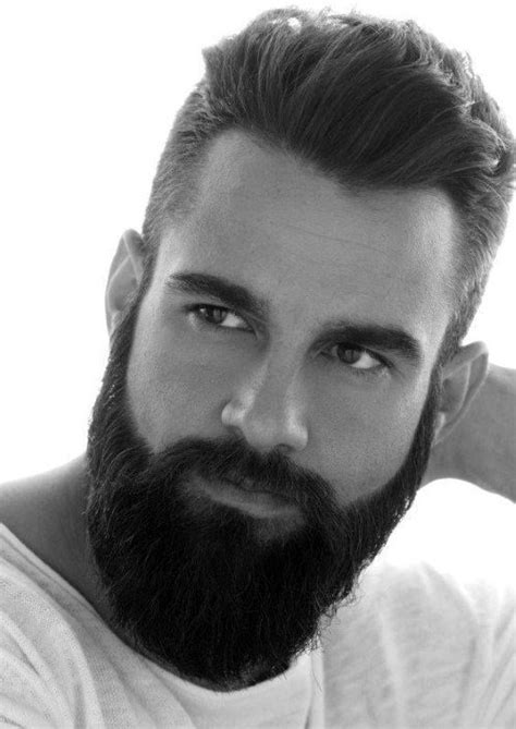 hairstyles that go with a moustache 50 hairstyles for men with beards masculine haircut ideas