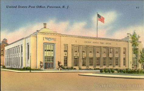 united states post office paterson nj