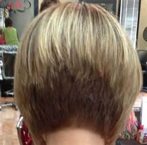 back view of carlson s hair 20 best stacked layered bob bob hairstyles 2017 short