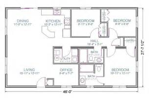 floor plans for small homes open floor plans ranch style open floor plan modular prow ranch tlc