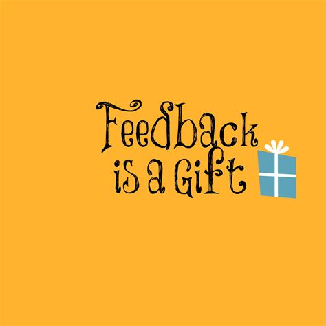 what is a gift feedback is a gift rocks are