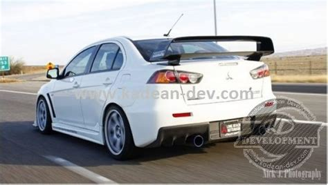 evo 10 spoiler evo x evo 10 voltex type 9 rear spoiler wing for