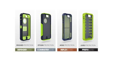 fundas otterbox iphone 5 nuevas fundas de otterbox para iphone 5 ipodtotal