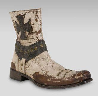 Sepatu Country Boots Doff 80 nason quot biarritz quot white nason