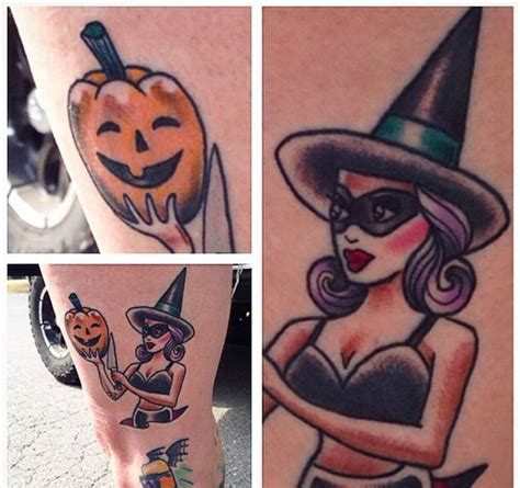 Tattoo Fixers Halloween Advert | 30 best 30 awesome and creepy halloween tattoos images on