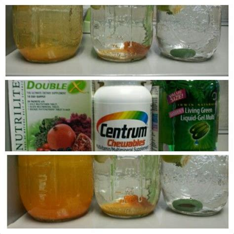 Vitamin Nutrilite X 20 minutes later doublex is nsf approved https