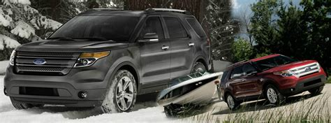 Towing Capacity Ford Explorer by 2015 Ford Explorer Towing Capacity