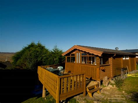 Cabins In Wales by Log Cabin In Wales