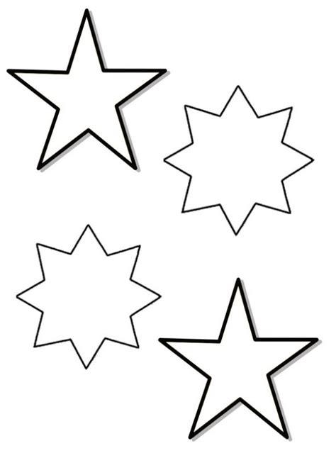 dibujos para colorear de estrellas y corazones imagui dibujo de estrellas para colorear dibujos infantiles de
