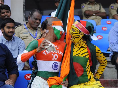india vs bangladesh battle of the fans india vs bangladesh hyderabad news