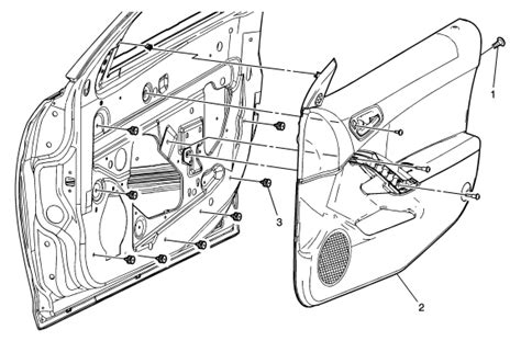 service manual meter panel remove from a 2006 pontiac grand prix vfaq for diy electrical