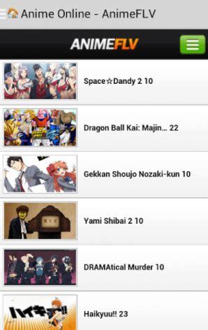 animeflv apk 2018: watch unlimited anime stuff for free on
