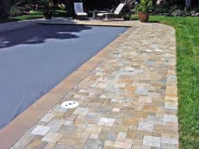 Patio Paver Systems by 1000 Images About Pool Coping Styles On Pinterest