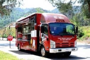 Isuzu Food Truck Mobi Munch Upfitting Isuzu Nrr To Food Trucks Top News