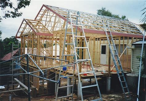 House Design Build Brisbane Timber Frames Vs Steel Frame Homes Aaron Building