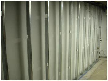 vapor barrier for basement walls finishing a basement walls vapor barrier image mag