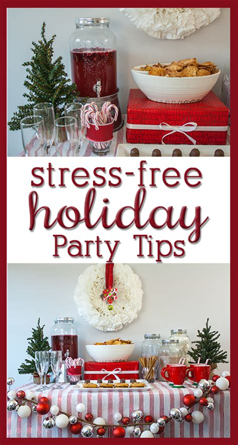 tips for easy holiday entertaining with kirklands
