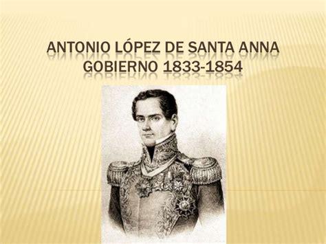 anna quaregna biografia antonio lopez de santa anna