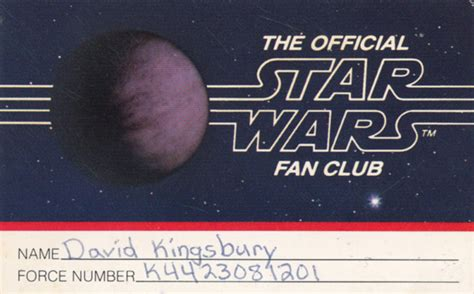Tsukiuta Fan Club Card