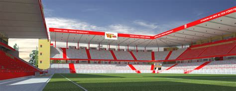 wann spielt union berlin union berlin baut stadion bis 2020 auf 37 000 pl 228 tze aus