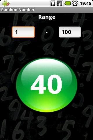 Or Randomizer Random Number Generator Android Apps On Play