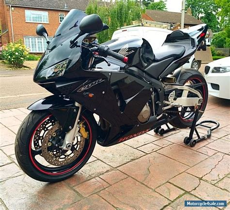 honda cbr 600 black 2004 honda cbr rr for sale in united kingdom