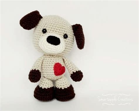 Puppy Amigurumi sammy the puppy amigurumi pattern by smartapple creations puppys patterns and amigurumi