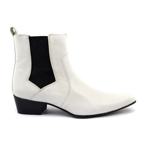 payen milady white chelsea boots 28 images officine creative white