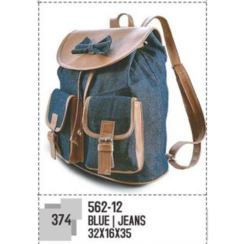 Tas Gendong Wanita Tas Perempuan Backpack Tas Ransel Punggung Gf tas ransel wanita bahan murah