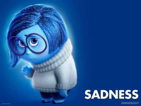 cartoon film about emotions sadness pixar wiki fandom powered by wikia