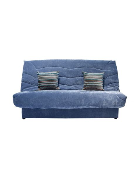 clic clac futon clic clac sofabed regular use with mattress and fabric