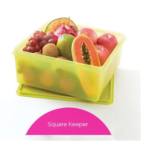 Keeper Tupperware square keeper tupperware katalog promo tupperware