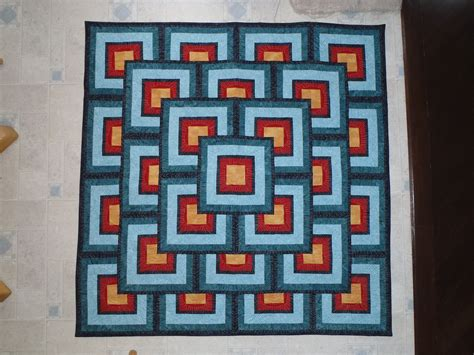 Thinking Outside The Box Quilt Free Pattern by Thinking Outside The Block Quilt Need Ideas