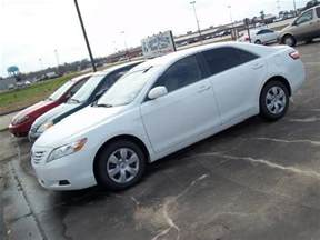 Toyota Camry 2007 Mileage Toyota Camry 2007 Beaumont Mitula Cars