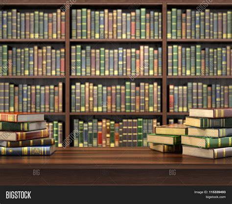 book on table focus on blurred image photo bigstock