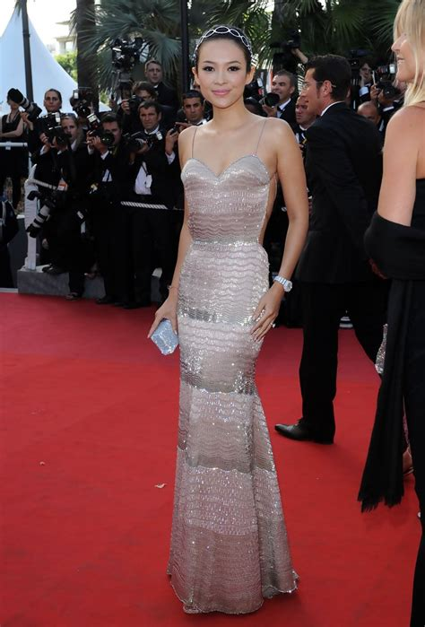 film coco premiere ziyi zhang in cannes film festival 2009 quot coco chanel