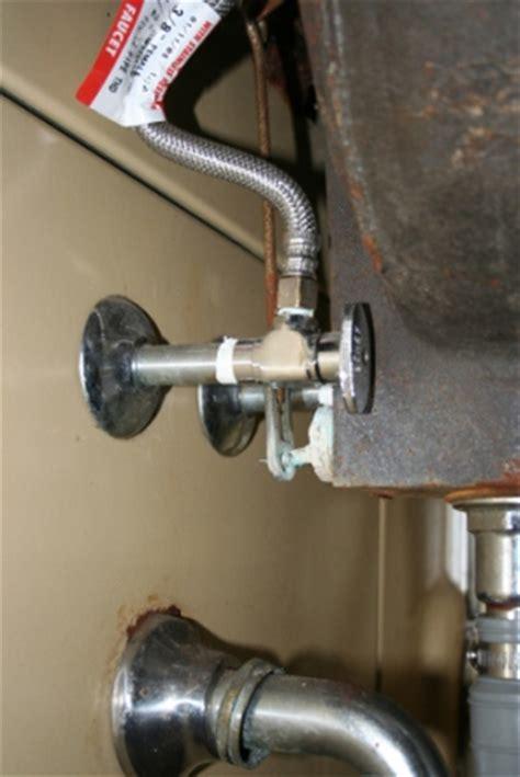 sink shut off valve types interior build outdoor fireplace delta shower valve