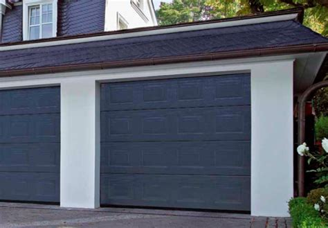 puertas de garaje automaticas precios puertas de garaje abatibles correderas seccionales