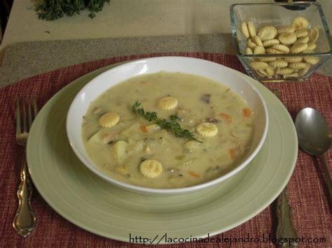 clam chowder boston clam chowder food pinterest