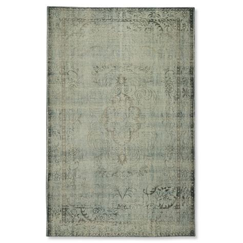 williams sonoma rugs knotted antiqued sky rug williams sonoma