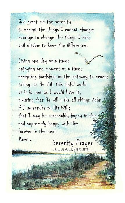 full version of serenity prayer heidi kriel artist website