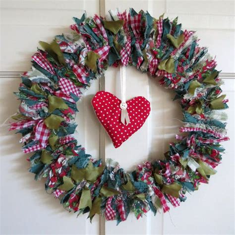 country style wreaths 28 best images about rag wreaths on felt