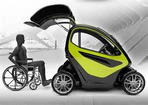 New Electric Car Designs Equal A Compact Electric Vehicle Specially Designed For