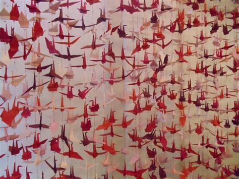 1000 Origami Paper - 1 000 origami paper cranes list