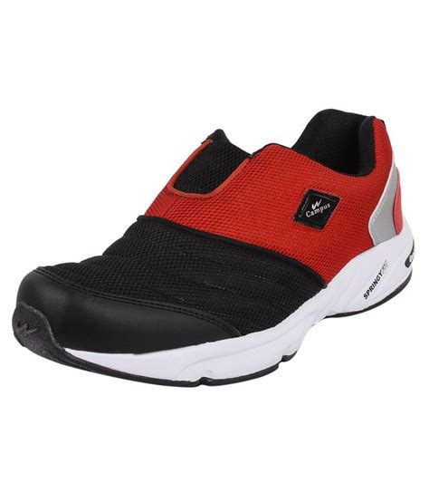 cus montaya black sports shoes for buy
